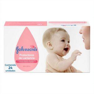 Protector de Lactancia Johnson's en caja