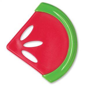 Mordedor en forma de sandía libre de BPA